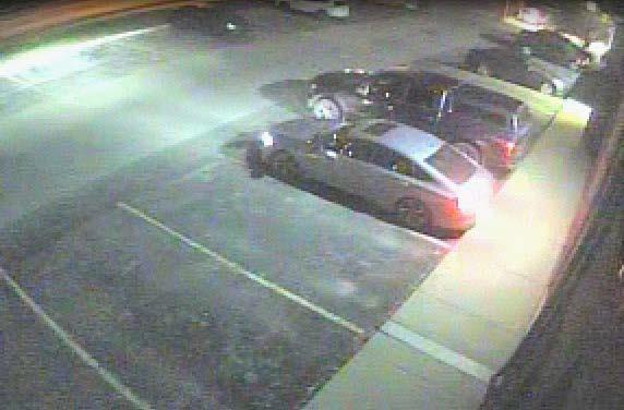 Image of suspect vehicle