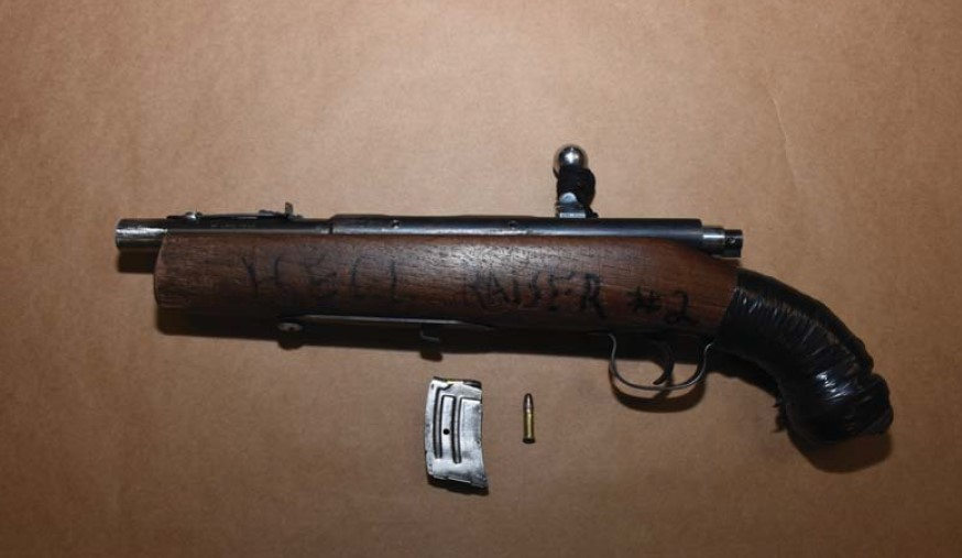 Photo of gun