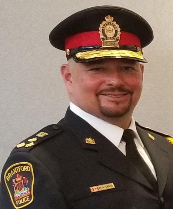 Photo of Chief Rob Davis
