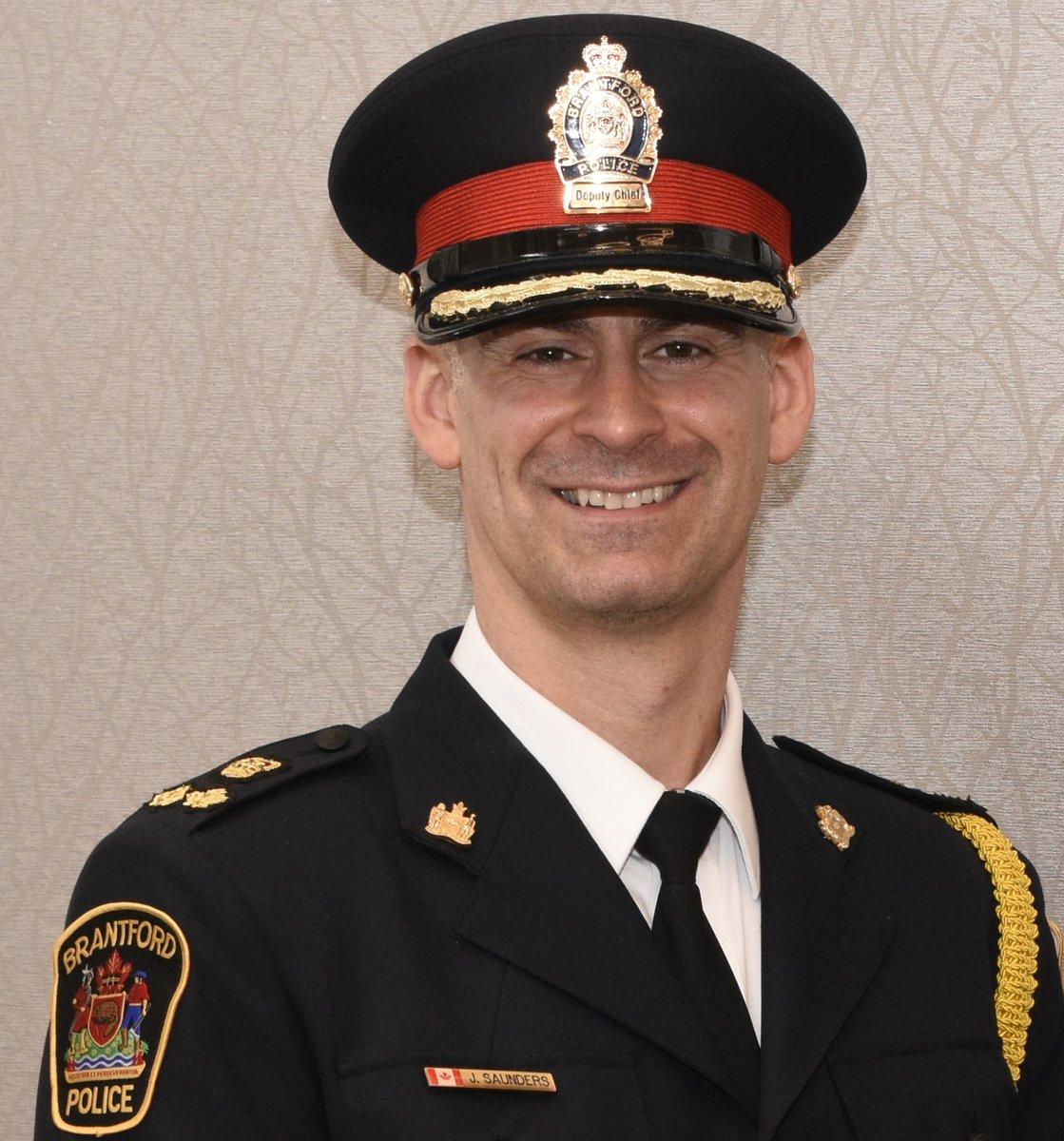 Photo of Deputy Chief Jason Saunders